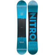 Tabla Snowboard //  Nitro Prime 155cm