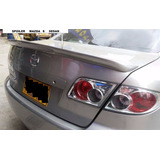 Spoiler Aleron Para Mazda 6 Con Tercer Stop- Nuevos