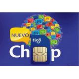 Sim Card Internet Tigo Ilimitado 3.5g