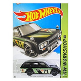 Juguete Hot Wheels, 2015 Kmart K-día Exclusivo, Hw Taller