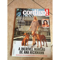 Revista Contigo Ana Hickmann Robert Downey Jr Madonna N°1895