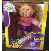 Cabbage Patch Kids Muñeca Laila Annie Zapatos Brilantes