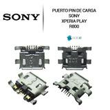 Pin Puerto De Carga Sony Xperia Play R800 R800i Original