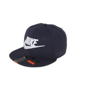 Boné Nike Limitless Snapback True Azul Marinho Unissex bba49c46266