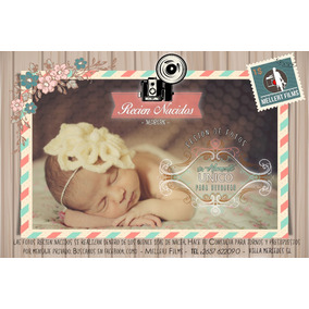 Promo Completa Seña 50 % Book Profesional Newborn