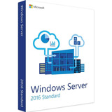 Windows Server 2016 Standard + 25 Cal Rds Licencia