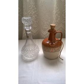 Botellon Y Botella Antiguas....!!! C/u $ 350