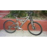 Bicicleta Mtb Bianchi Agressor Aluminium 26 Dsx Clásica!