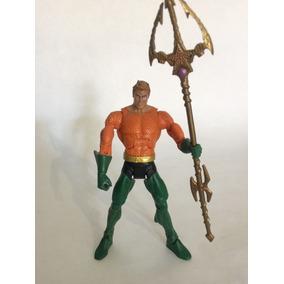 Figura Aquaman Dc Universe Classics Mattel Serie Good