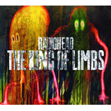 Radiohead The King Of Limbs Cd Nuevo Importado En Stock