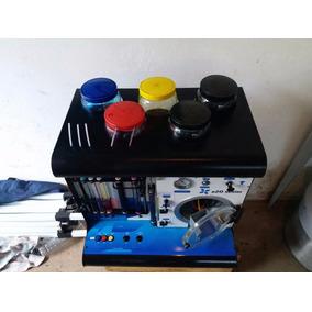 Máquina De Recarga Cartucho Tinta Impressora A20 Sênior