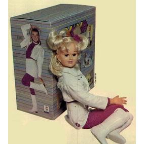 Boneca Xuxa- Xou Da Xuxa Anos 80- Rara