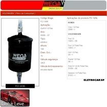 Filtro De Combustível - Golf Iv 1.6 Flex 05/06 A 2007