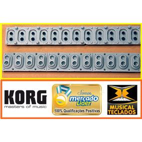 Borracha Original P/ Teclado Korg X5d Frete Gratis