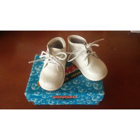 Zapatos Blancos Bautizo Bebé Niño