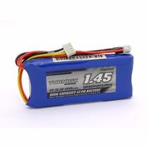 Bateria Lipo Turnigy 3s 1450mah 11.1v Futaba/jr Para Radio