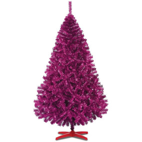 Arbol De Navidad Monarca De Lujo Bugambilia Metalico 160cm