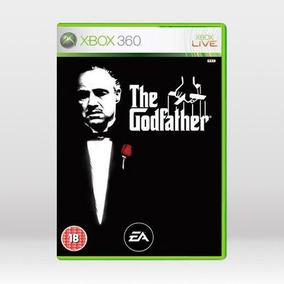 The Godfather Poderoso Chefão - Original P Xbox 360 - Novo