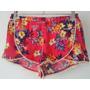 Shorts Verano Playa Reborde Crochet Importados Nuevos