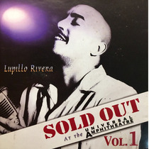 Cd Lupillo Rivera Sold Out Vol 1 At The Universal Amphiteath