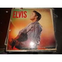 Elvis Presley Disco Lp De 12 1a Edicion Mexico Mono