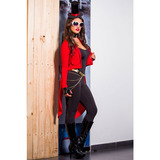 Disfraces Medellín Disfraz Mujer Willy Wonka Sexy