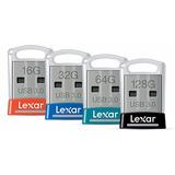 Pen Driver Lexar De 128gb S45 Usb 3.0 Original Lelab