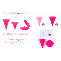 Copa Mentrual Lily Cup Compact
