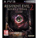 Resident Evil 2 Revelations Ps3 Original Fisico Sellado Cd