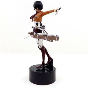 Action Figure Mikasa Ackerman Shingeki No Kyojin Novo