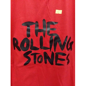 Remera Rock The Rolling Stones 186