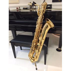 Sax Barítono Yamaha Ybs 62
