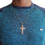 Cordão com Pingente de cruz