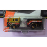 Camion Bomberos Pierce Dash Matchbox