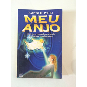 Livro: Meu Anjo - Fausto Oliveira
