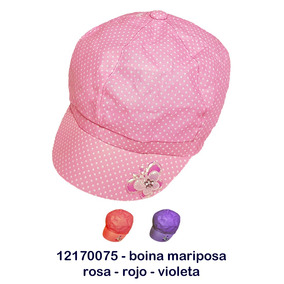 Boina Roja - Ropa y Accesorios para Bebés en Mercado Libre Argentina cbdfb84fd67
