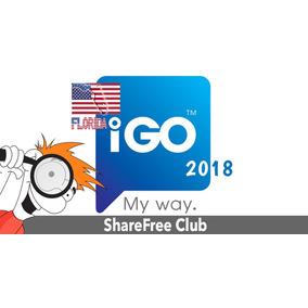 Mapa Florida Eeuu 2018 Igo Igo8 Primo Estereos Y Gps Chinos