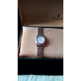 Reloj Rolex Acero Oro 18 Kt Oyster Perpetual