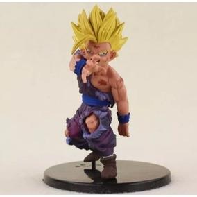 Figure Boneco Gohan Ssj2 Dragon Ball Z Filho De Goku 12cm Db