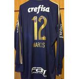 Camisas Do Palmeiras Usadas Em Jogo Autografadas Marcos