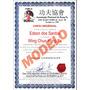 Curso Kung Fu Shaolin Com Certificado E Credencial - 1º Est.
