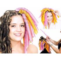 Magic Roller Curl Bobs Formadores Cachos Enrolador Modela
