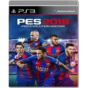 Pes 2018 18 Ps3 Play3 Midia Digital Original Psn Português