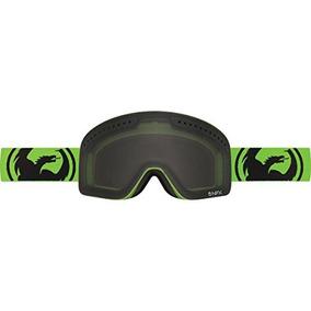 Dragon Alliance Nfx Gafas De Esquí, Humo / Verd Envío Gratis