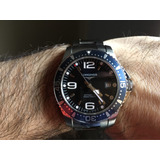 Reloj Longines Hidroconquest Automático 44 Mm. Azul