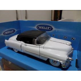 Miniatura Cadillac Eldorado 1953 - Welly - 1:24