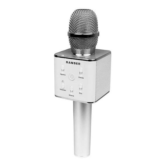 Microfono Karaoke Ranser Mc-ra70