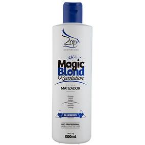 Zap Magic Blond Gloss Matizador Cabelos Loiros 500ml