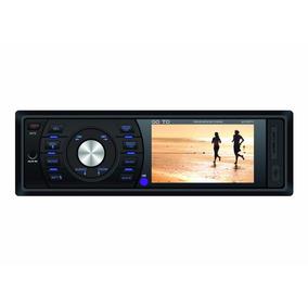 Som Automotivo Go To M520dtv Tela De 3 Tv Digital Mp4 Mp3