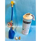 Kit Carga Aire Acondicionado Automotor R 134 Completo